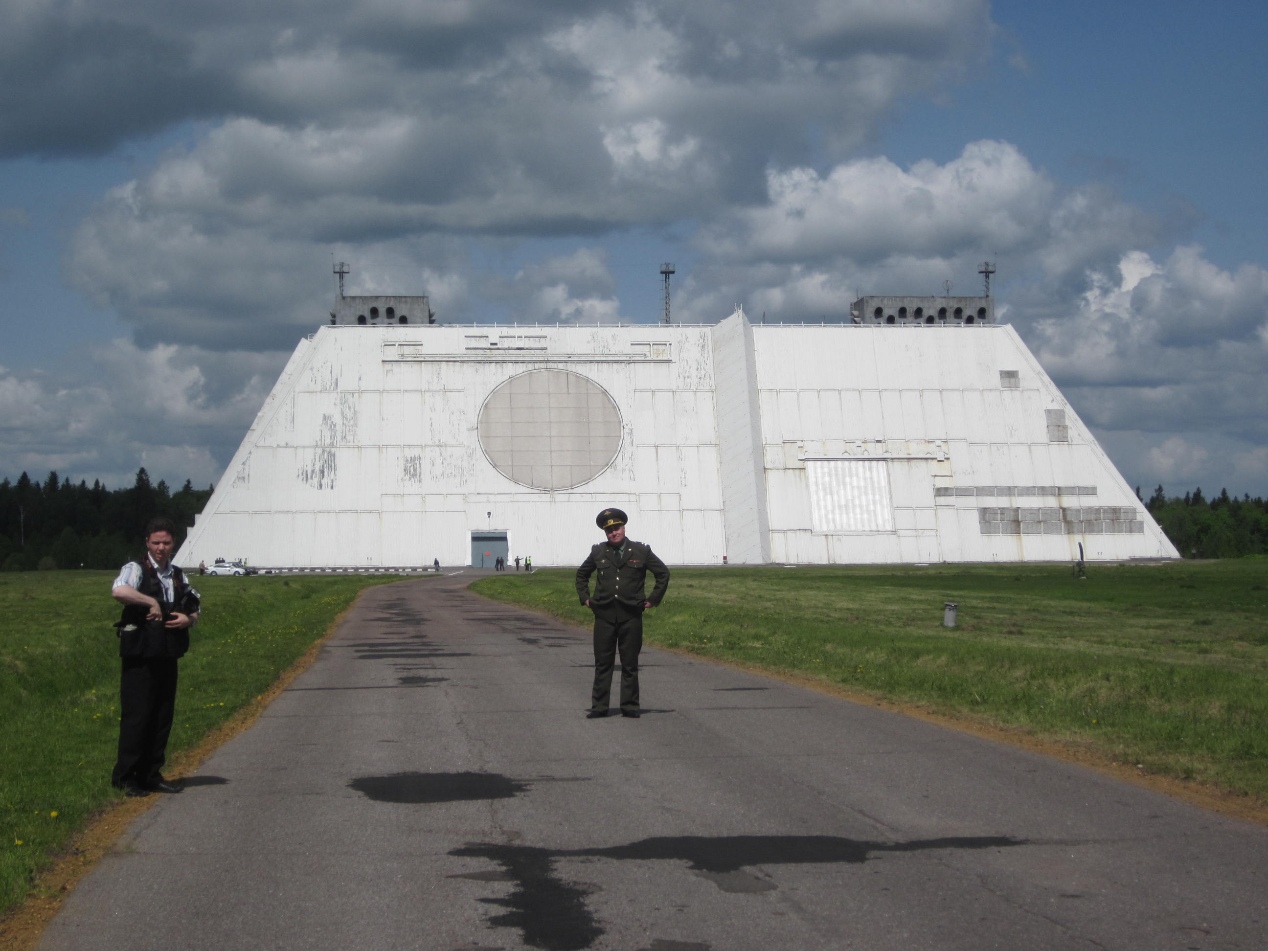 Valdai Club 3 Touring The Don 2n Radar Facility Russian